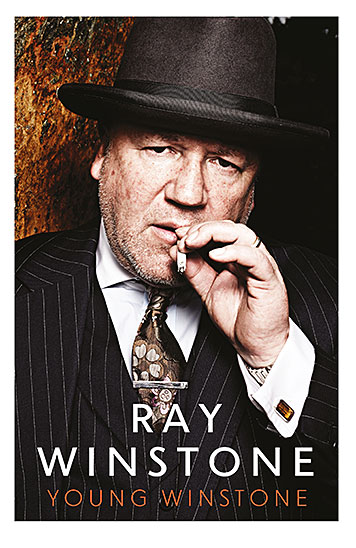 Ray Winstone In Conversation Watershed Maybe he was going through a funny time. watershed