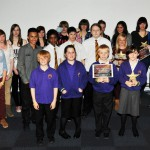 Our Electric December Award Winners with the Electric Ambassadors
