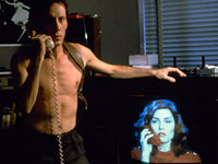 Still from Videodrome by David Cronenburg