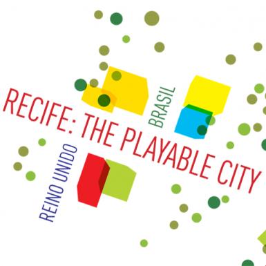 Image of Recife: The Playable City logo