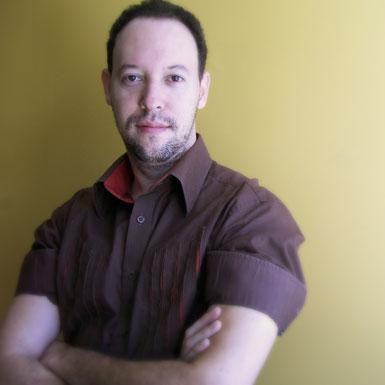 Image of Daniel da Hora, Associate Creative Director of DH,LO Creative Boutique