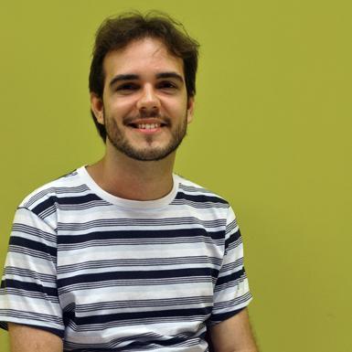 Image of technologist Filipe Calegario