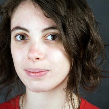 Image of Laura Kriefman by Anna Soderblom