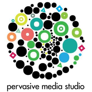 Pervasive Media Studio Logo - New