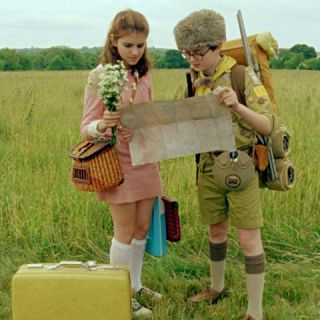 Cinema of Childhood Sunday Brunches - Moonrise Kingdom - with a map