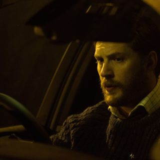 Locke: Tom Hardy in car