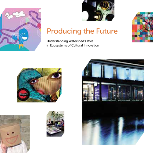 Cover image from Producing the Future report