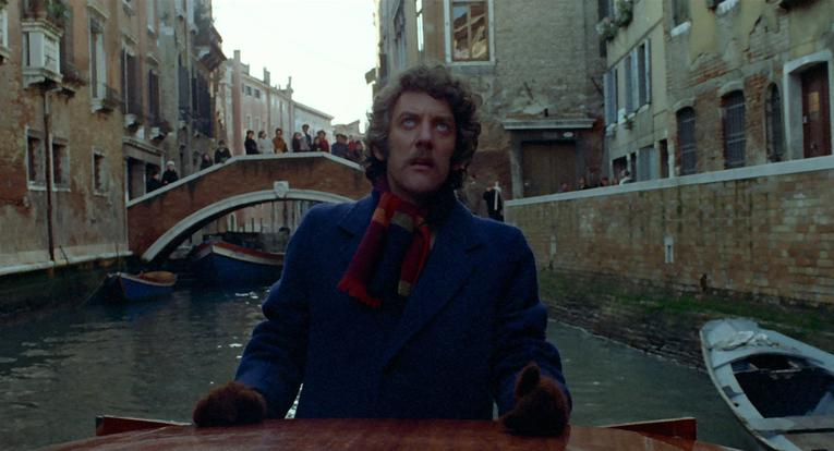 Don't Look Now Donal Sutherland Venice