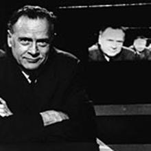 Photo of Marshall McLuhan