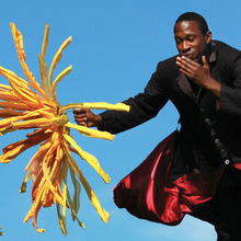 Image from The Garden by Jenny Sealey and Strange Fruit
