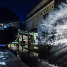 Photo of Layered Realities 5G showcase in Millennium Square Bristoltol