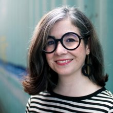 Image of Tara Judah, Watershed Cinema Producer