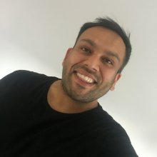 Photo of Tony Bhajam, Inclusion Producer, Watershed