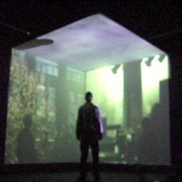 Image fo Transparent Room by Michael Pinsky