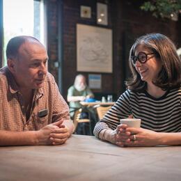 Mark and Tara