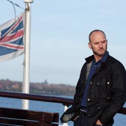 Mark Womack as Fergus in Ken Loach's latest film Route Irish