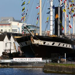 ss Great Britain by David Noton