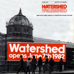 Watershed's first brochure