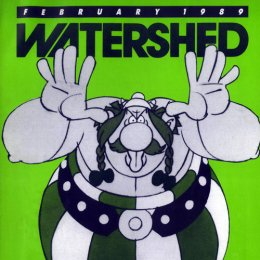 Watershed's February 1989 brochure