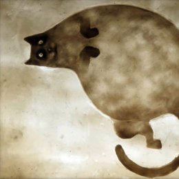 The Fat Cat - one of the winners from DepicT! 2012