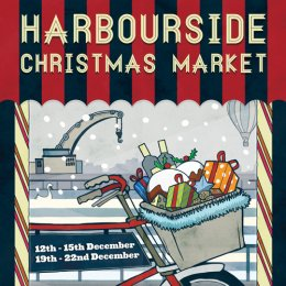 Join us this December for the Harbourside Christmas Market