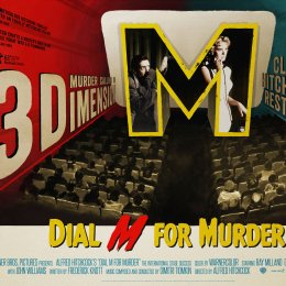 Dial M For Murder screens from Fri 27 Dec