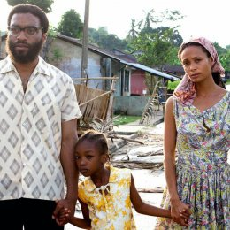 Chiwetel Ejifor and Thandie Newton in Half of a Yellow Sun - screening until at
