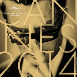 Cannes International Film Festival 2014 poster