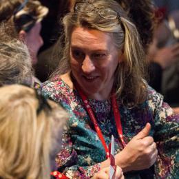 Delegates at last year's No Boundaries