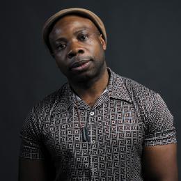 Dr Edson Burton, the curator of our Afrofuturism Season