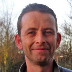 Photo of David Redfern, Watershed Online Manager
