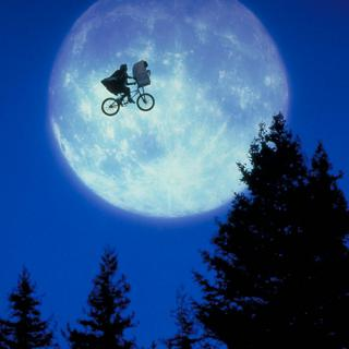 Fly away with E.T. and Elliot this October half term