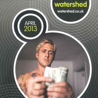 Image of Watershed's last brochure in 2013