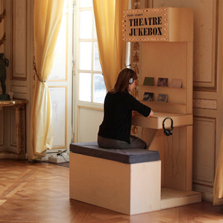Theatre Jukebox at Bordeaux Digital Festival by Stand + Stare Collective