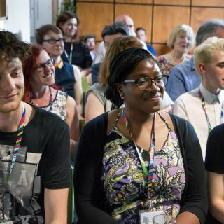 Our first annual donor event on Tue 30 June