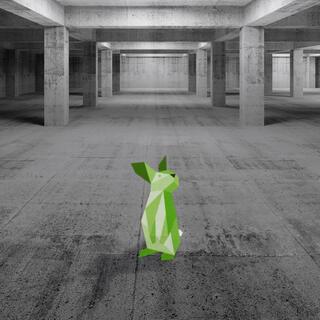 Urbanimals' Rabbit. Where will you find him?