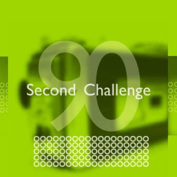 90 second challenge logo