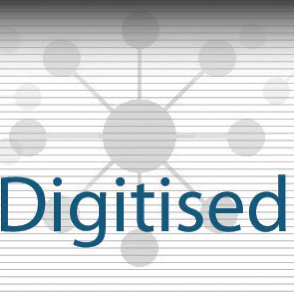 digitised logo