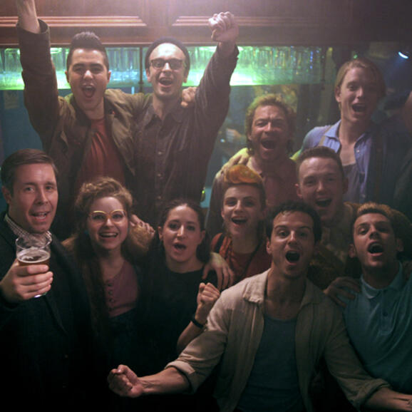 Still from Pride directed by Matthew Warchus