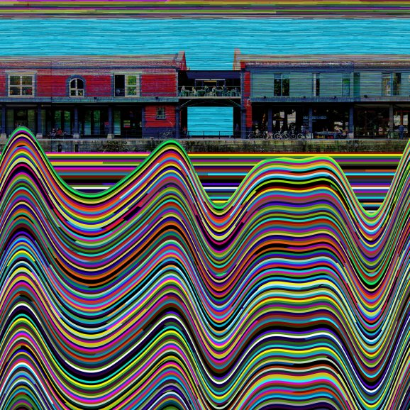 Waveshed by Joe Magee