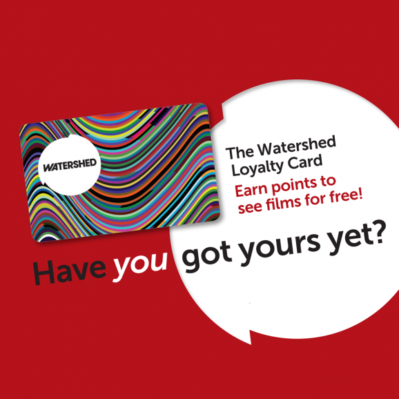 Watershed Loyalty Card - Have you got yours yet