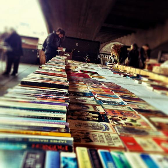 Secret Lives book fair