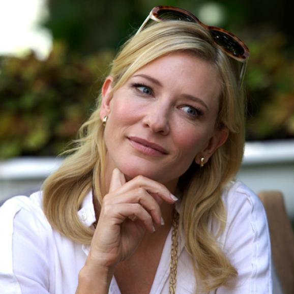 Cate Blanchett in Blue Jasmine - our most popular film of 2013!