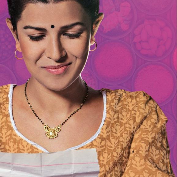 Nimrat Kaur stars in The Lunchbox, opening at Watershed on Fri 11 April