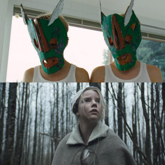 Goodnight Mommy and The Witch