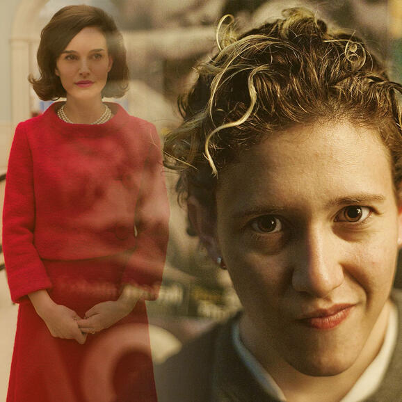 Mica Levi composed the music for Jackie