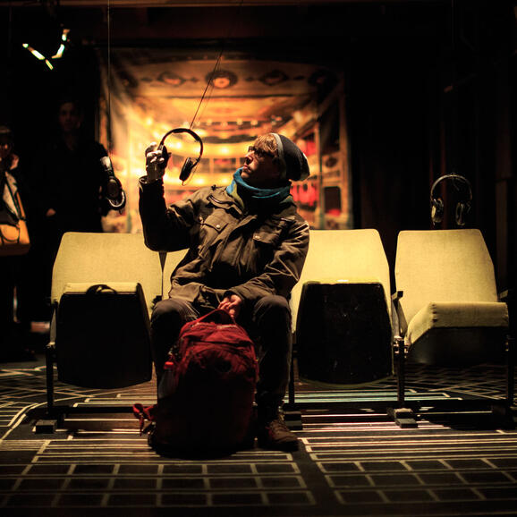 Memory of Theatre by Paul Clarke