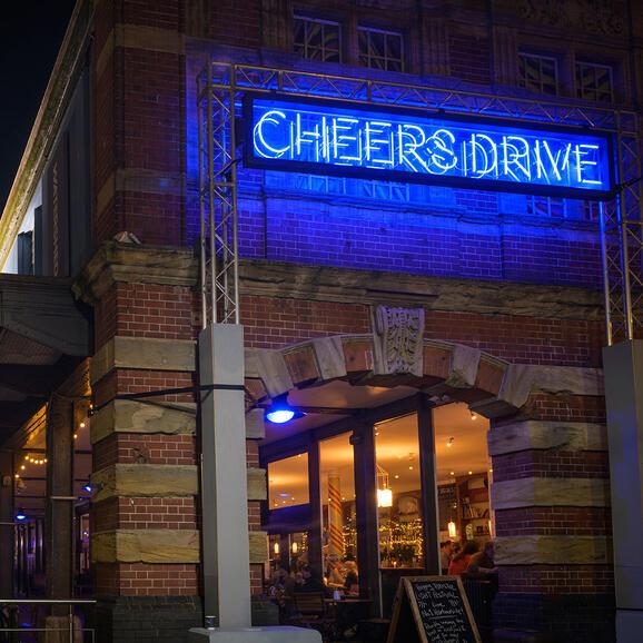 Cheers Drive