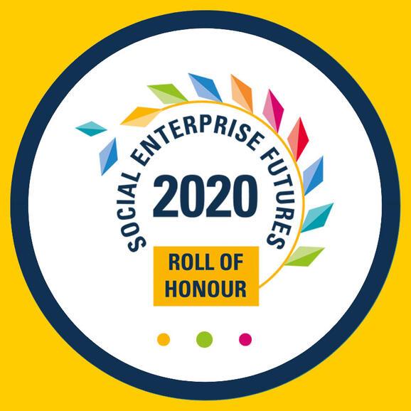 Social Enterprise Roll of Honour badge