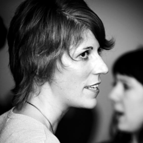 Photo of Maddy Probst, Film Hub & Cinema Managing Producer